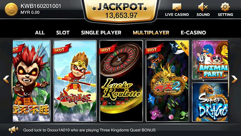 Joker123 Casino Slot - Games for every Singaporeans