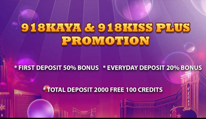iwinclub 918kaya 918kiss plus promotion
